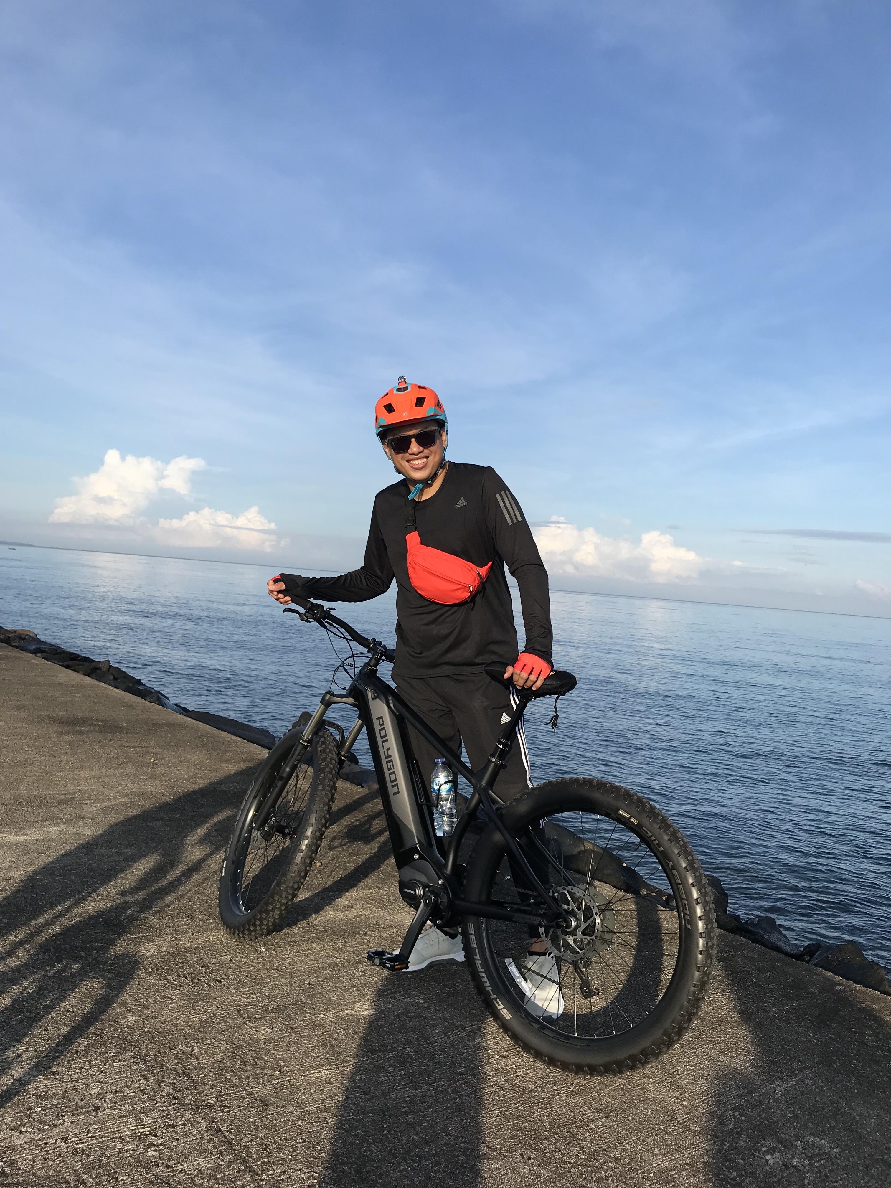 CEO BNI Berkomentar  Tentang Bersepeda & Adaptasi Inovatif Bank BNI di Masa Pandemi